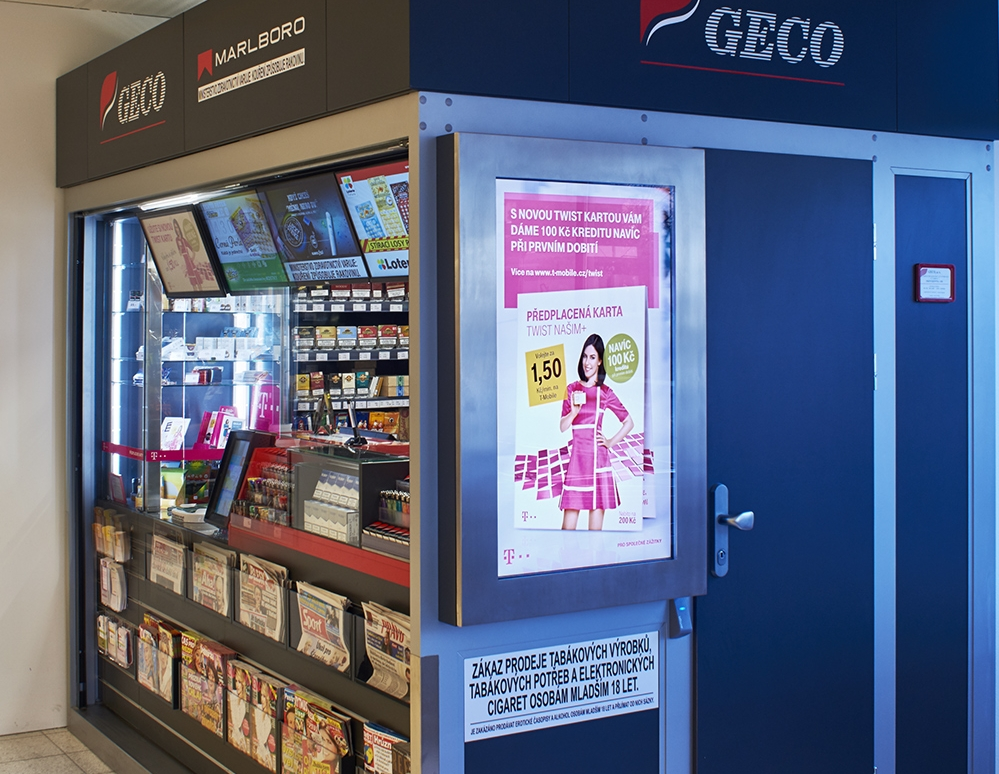 Geco Retailer Creating A Vast Network Of Digital Sales Points