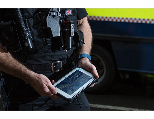 Transforming Police Reporting with Speech Recognition Technology